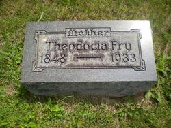 Theodocia <i>Clevenger</i> Fry