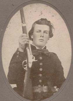 Sgt Reuben W Langston
