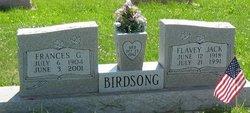 Frances <i>Griffith</i> Birdsong