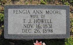 Regina Ann <i>Moore</i> Howell