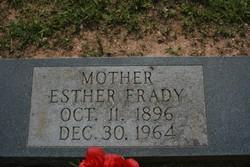 Ester E. <i>McCormick</i> Frady