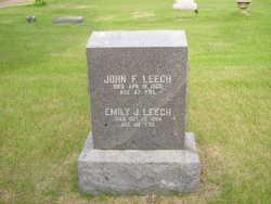 Emily Jane <i>Butler</i> Leech