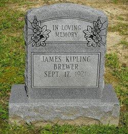 James Kipling Brewer