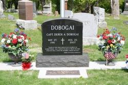 Capt Derek Anthony Dobogai