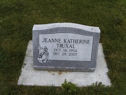 Jeanne Katherine Truxal