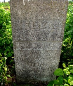 Elizabeth Eliza <i>Haight</i> Hill