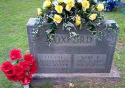 Mary Elizabeth <i>Clanton</i> Oxford
