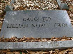 Lillian <i>Nobel</i> Gwin