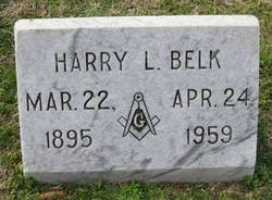 Harry Logan Belk