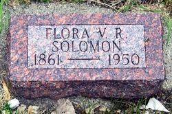 Flora Vestella <i>Knapp</i> Soloman