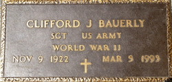 Clifford Jacob Bauerly