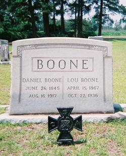 Daniel David Boone