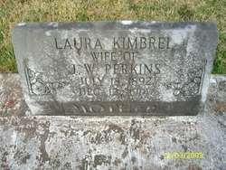 Laura <i>Kimbrel</i> Perkins