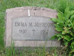 Emma Mae <i>Belcher</i> Johnson