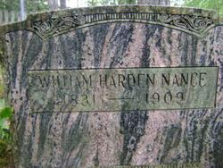 William Harden Nance