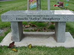 Francis Lefty Daugherty