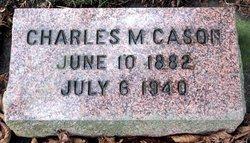 Charles M Cason