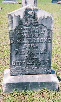 Arthur Elijah Boone