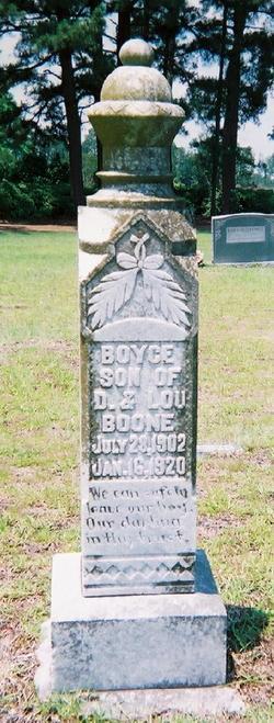 Barney Boyce Boone