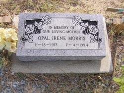 Opal Irene <i>Osborn</i> Morris