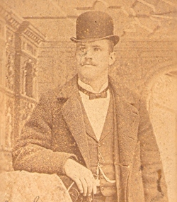 George Henry Triscuit