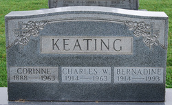 Charles W Keating