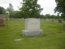 Esther L. <i>Lahmsen</i> Adams