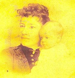 Mary Ellen Mellie <i>Lenoir</i> Allison