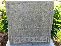Margaret <i>Alspaugh</i> Nicodemus