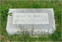 Alma M. <i>Hearst</i> Bailey