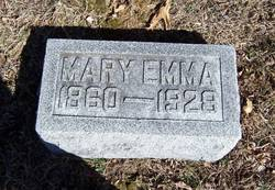 Mary Emma <i>Hollinger</i> Rice