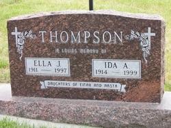 Ida A. Thompson