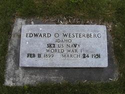 Edward Oscar Westerberg