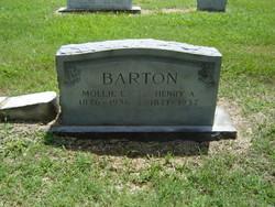 Mollie Lou <i>Johnston</i> Barton