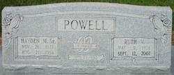 Hayden Milton Powell, Sr