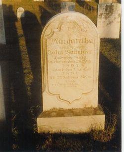 Margaretha Rebecca <i>Haag</i> Batteiger