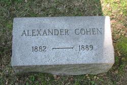 Alexander Cohen