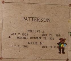 Marie M Patterson