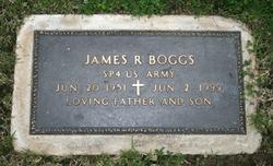 James Richard Boggs