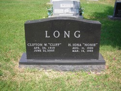 Hulane Iona Nonie <i>Williams</i> Long