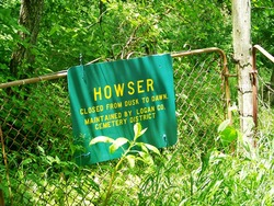 Howser Cemetery