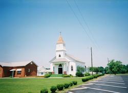 Liberty Hill Baptist Cemetery