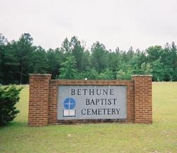 Bethune Baptist Church Cemetery