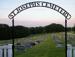 Saint Josephs Church Cemetery