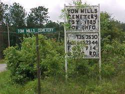 Tom Mills Cemetery
