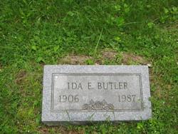 Ida E. Butler