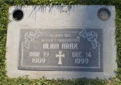 Alma Arax