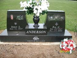 Janet L Anderson