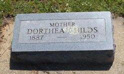 Dorothea Dot <i>Yeager</i> Childs