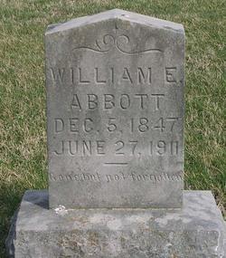 William Ezra Abbott